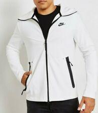 Nike Tech Pack White Black Full Zip Hoody Hoodie Large AA3784-121