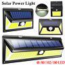 180 LED lampe solaire projecteur capteur détecteur mouvement jardin extérie IP65