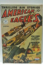 The American Eagles. Spring, 1944. Featuring Flying Gunner by Tracy Mason.