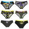 DC Comics BATMAN  BATGIRL Womens Hipster Super Hero Panty Underwear NWT