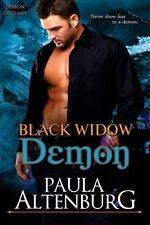Black Widow Demon-ExLibrary
