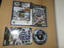 Space War Attacco - Sony Playstation 2 (PS2) UK Pal