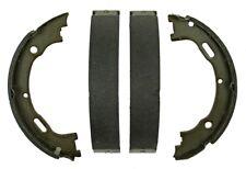 Parking Brake Shoe-Non-Asbestos Bonded Rear Rhinopac 300-0777