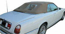 Bentley Azure Convertible Soft Top Replacement German Canvas (1996-2002)