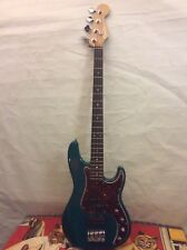 Fender American Deluxe Precision Electric Bass Guitar