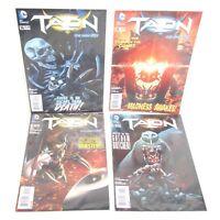 DC Batman Comics Job Lot Bundle Talon Red Hood Earth 2     (The New 52)