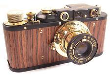 LEICA LUFTWAFFE Russian RF Copy Replica 35mm Film Camera (by Fed Zorki) #269021