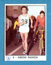 [GCG] CAMPIONI DELLO SPORT 1966/67 - Figurina/Sticker n. 9 - ABDON PAMICH -Rec