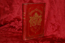 Libro Antico Illustrato 1893 La Soeur de Gribouille La Comtesse de Ségur Rarità