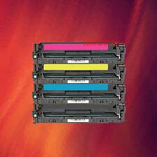 4 Color Toner C K M Y for HP LaserJet CP1215 CM1312 MFP