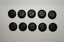 "2 HOLE FUEL GAS TANK RUBBER GROMMET 7/8""ID HOMELITE TORO, CRAFTSMAN TRIMMER 10pc"