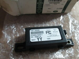 NEW GENUINE LAND ROVER DISCOVERY 2 RECEIVER RADIO REMOTE PART YWY000090