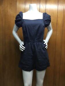 "Billabong Womens Shorts jumpsuit Sweet Demeanor Size M.⭐️"""