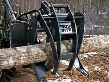 Frostbite Grapple - skid steer grapple / tractor grapple  / log grapple