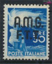 trieste - Zone Un 15 neuf avec gomme originale 1947 démocratie (9045777