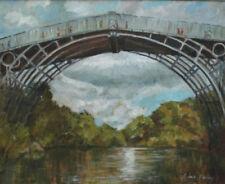Impressionism Architecture Original Art Paintings