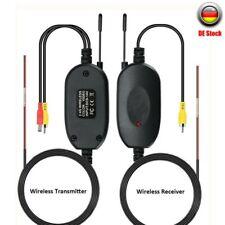 Wireless Auto Rückfahrkamera Funk Kabellos Empfänger Transmitter Sender 2.4G