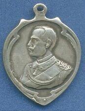 *ITALY King V EMANUELE III Argentina COMMUNITY Society CHAÑAR LADEADO 1926 Medal