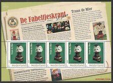 NEDERLAND 2019: DE FABELTJESKRANT 50 JAAR NR. 4: TRUUS DE MIER vel postfris