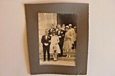 Photo année 1930 mariage  N/B Mariage Département La Guerche 18  222/08