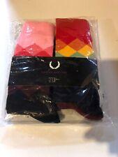 Easton Marlowe Mens Size 6-9 6 Pack Socks NEW In Plastic Multicolor Dress Socks