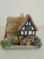 Vintage 1994 Lilliput Lane 'WATERSIDE MILL' collectable china ornaments