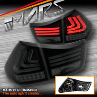 Smoked LED Bar Tail lights & Sequential Indicators for Lexus RX330 RX350 RH400H