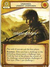 A Game of Thrones 2.0 LCG - 1x Unbowed, Unbent, Unbroken #120 - Base Set - Secon