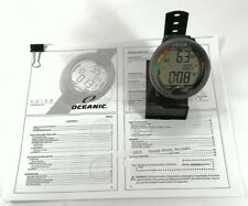 Oceanic Versa Wrist Watch Scuba Dive Computer With Manual