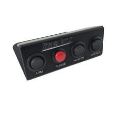 Nitrous Outlet GM 04-06 GTO Slide In Switch Panel