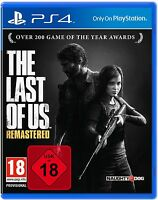 The Last of Us Remastered - PS4 Playstation 4 Spiel - NEU OVP - Englisch