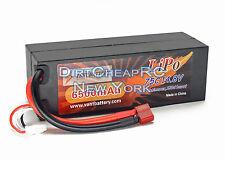 14.8V 6500mAh 75C 4S HardCase LiPo Battery Pack 1/8 Scale Buggy Truggy ASC318