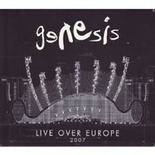 """GENESIS """"LIVE OVER EUROPE 2007"""" 2 CD NEW"""