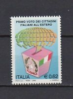 S17207) Italy MNH 2006 Foreign Votes 1v