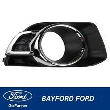 GENUINE FORD FG MK2 FALCON RIGHT HAND CHROME FOG LAMP SURROUND DRIVING LIGHT XR6