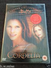 CORDELIA BUFFY VAMPIRE SLAYER CHARISMA CARPENTER DVD NEW 4 Classic Episodes