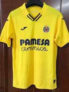 2021 Villarreal Retro Soccer Jersey Fan Version Football Shirt Kits New Arrivals