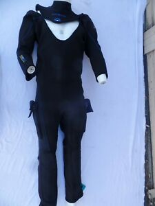 Aqua Lung Fusion Bullet Skin Suit Cover NOT a Dry Suit SM/MD Special Forces,