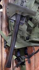 Cold Steel War Hawk Sheath - Olive Drab Kydex/Malice Clip Suspension