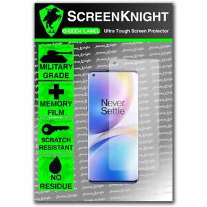 ScreenKnight OnePlus 8 PRO SCREEN PROTECTOR - Military Shield