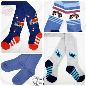 Boys Tights - Toddler Boys Cotton  Kids Leg Warmers Knitted Infant Pants