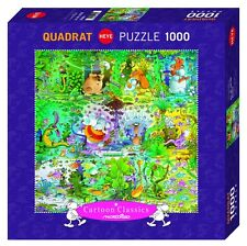 HY29799 - Heye Puzzles - 1000 Pc Wildlife, Mordillo