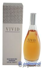 Vivid By Elizabeth Arden 3.3/3.4oz. Edt Spray For Women New In Box