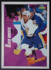 NHL 222 David Roberts St. Louis Blues Rookie Score 1994/95