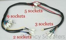 (After Market) Whole Wire harness for X-1, X-2, X-8 Pocket Bikes (2 Stroke only)