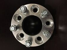 """(1) 5 lug Wheel Spacer 5x4.5 Adapters bolt 12x1.5 5x114.3 Fit Dodge New 1.25"""""""
