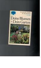 A.S. Ihle - Deine Blumen - Dein Garten - 1969
