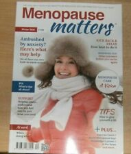 Menopause Matters Magazine Autumn 2020 Hrt Mythbuster Hot Flushes Food to Help