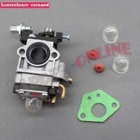 Vergaser mit Dichtung Benzinfilter für Fuxtec FX-MS152 Motorsense