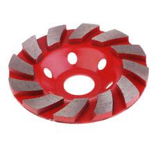 100MM Diamond Concrete Grinding Cup Wheel Disc Segment Masonry Granite Stone